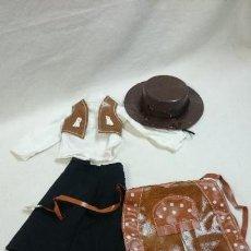 Vestidos Muñecas Españolas: CONJUNTO CÓRDOBA PARA MUÑECA FANNY DE VICMA. Lote 79815765