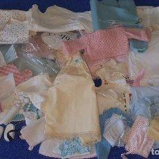 Vestidos Muñecas Españolas: LOTE DE VESTIDOS - DUNIA - NENUCO - NANCY - FAMOSA - ETC. Lote 79991329