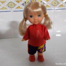 Vestidos Bonecas Espanholas: CONJUNTO PARA MUÑECA DE MINI POCAS PECAS FEBER O FEBERBOYS AMIGO DE MINI POCAS PECAS. Lote 227903255