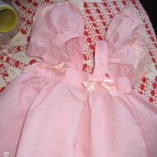 Vestidos Muñecas Españolas: VESTIDO NUEVO PARA MUÑECA MAS GRANDE QUE NENUCA. Lote 80240509