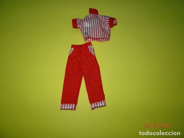 ¡ CHABEEL CHABEEL QUE BIEN ! CONJUNTO BURGUER DE DANNY DE CHABEL ORIGINAL NUEVO A ESTRENAR 1980-90S (Juguetes - Vestidos y Accesorios Muñeca Española Moderna)