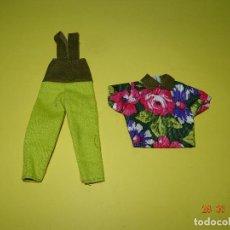 Vestidos Muñecas Españolas: ¡ CHABEEL CHABEEL QUE BIEN ! CONJUNTO DE CHABEL ORIGINAL - NUEVO A ESTRENAR - AÑO 1980-90S.. Lote 211414385