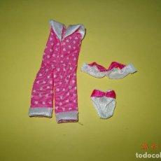 Vestidos Muñecas Españolas: ¡ CHABEEL CHABEEL QUE BIEN ! CONJUNTO DE CHABEL ORIGINAL - NUEVO A ESTRENAR - AÑO 1980-90S.. Lote 104292612