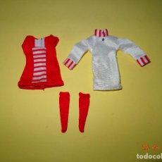 Vestidos Muñecas Españolas: ¡ CHABEEL CHABEEL QUE BIEN ! CONJUNTO DE CHABEL ORIGINAL - NUEVO A ESTRENAR - AÑO 1980-90S.. Lote 205793188