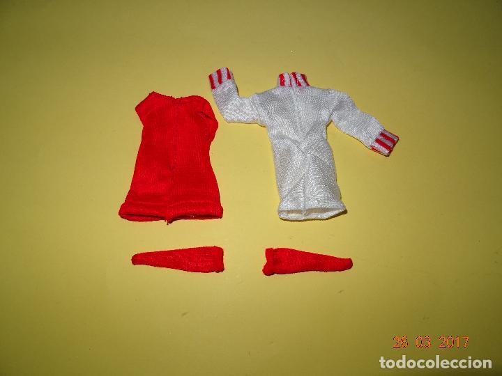 Vestidos Muñecas Españolas: ¡ CHABEEL CHABEEL QUE BIEN ! Conjunto de CHABEL Original - Nuevo a Estrenar - Año 1980-90s. - Foto 2 - 205793188