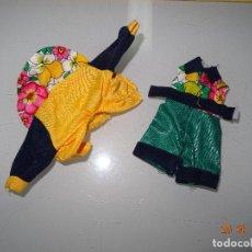Vestidos Muñecas Españolas: ¡ CHABEEL CHABEEL QUE BIEN ! CONJUNTO DE CHABEL ORIGINAL - NUEVO A ESTRENAR - AÑO 1980-90S.. Lote 104292631