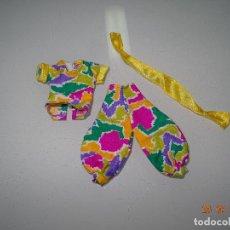 Vestidos Muñecas Españolas: ¡ CHABEEL CHABEEL QUE BIEN ! CONJUNTO DE CHABEL ORIGINAL - NUEVO A ESTRENAR - AÑO 1980-90S.. Lote 211431826