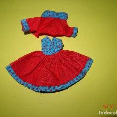 Vestidos Muñecas Españolas: ¡ CHABEEL CHABEEL QUE BIEN ! CONJUNTO DE CHABEL ORIGINAL - NUEVO A ESTRENAR - AÑO 1980-90S.. Lote 211414697