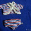 Vestidos Muñecas Españolas: CONJUTO 2 PIEZAS DE MUMUÑECA DE FAMOSA BARRIGUITA O SIMILAR. Lote 81703060