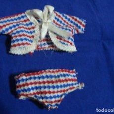 Vestidos Muñecas Españolas: CONJUTO DE JESMARIN 2 PIEZAS PARA EL BEBE DE JESMAR. Lote 81703060