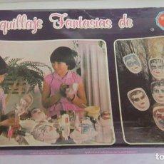 Vestidos Muñecas Españolas: MAQUILLAJE FANTASIAS DE MISS PERY, EN CAJA. CC. Lote 81730776