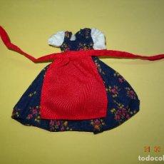 Vestidos Muñecas Españolas: ¡ CHABEEL CHABEEL QUE BIEN ! CONJUNTO CENICIENTA CAMPO DE CHABEL ORIGINAL NUEVO A ESTRENAR 1980-90S.. Lote 213725303