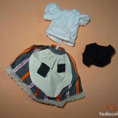 Vestidos Muñecas Españolas: ¡ CHABEEL CHABEEL QUE BIEN ! CONJUNTO CENICIENTA COSECHA DE CHABEL NUEVO A ESTRENAR 1980-90S. Lote 206317533
