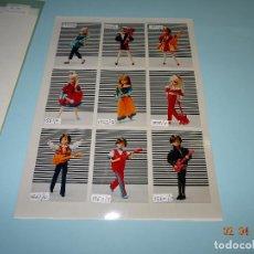 Vestidos Muñecas Españolas: ¡CHABEEL CHABEEL QUE BIEN! FOTOS ORIGINALES PROFESIONALES DE DANNY Y CHABEL PREVIAS AL CATÁLOGO. Lote 82176840