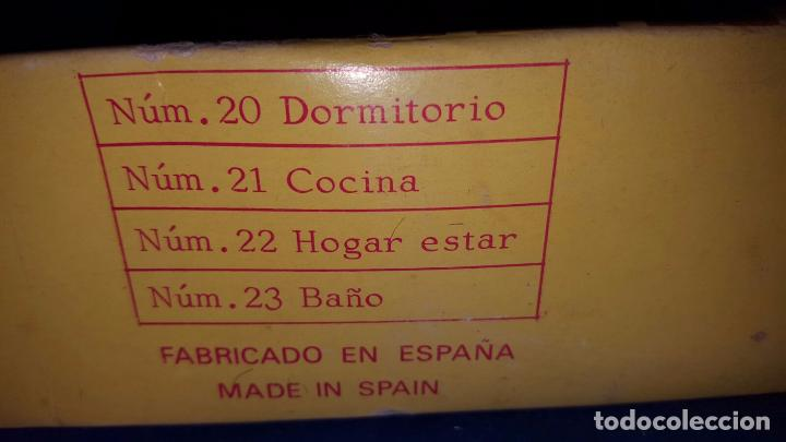 Vestidos Muñecas Españolas: LISSI - ANTIGUO MINI HOGAR MUÑECA LISSI, HOGAR STAR, GUILLEM Y VICENDO VER FOTOS!!! MB - Foto 7 - 82463828