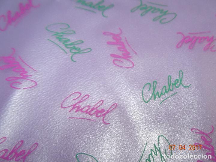 Vestidos Muñecas Españolas: ¡ CHABEEL CHABEEL QUE BIEN ! Capa Impermeable de CHABEL LLUVIA - Nueva a Estrenar - Año 1980-90s. - Foto 4 - 254436660