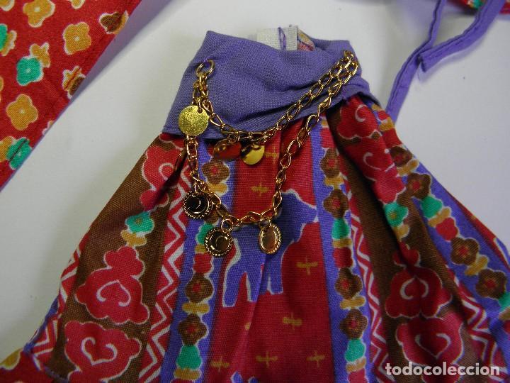 Vestidos Muñecas Españolas: VESTIDO ZINGARA MUÑECA CHABEL DE FEBER - Foto 4 - 192518392