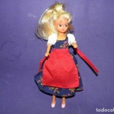 Vestidos Muñecas Españolas: VESTIDO MUÑECA CHABEL DE FEBER. Lote 84443500