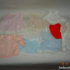 Vestidos Muñecas Españolas: ANTIGUA ROPA INTERIOR DE LA MUÑECA GRANDE TRESSY DE NOVO GAMA. Lote 85266564