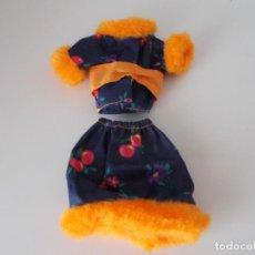 Vestidos Muñecas Españolas: VESTIDO PARA MUÑECA MINI POCAS PECAS FEBER, NUEVO SIN USO. Lote 265436274