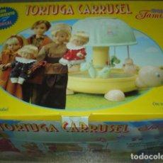 Vestidos Muñecas Españolas: CARRUSEL DE CHABEL. Lote 85764340