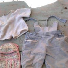Vestidos Muñecas Españolas: LOTE 3 VESTIDOS MUÑECA FAMOSA2800,JESMAR16,VER FOTOS. Lote 87133148