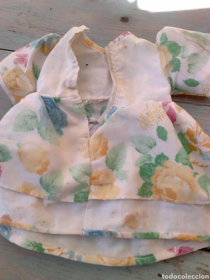 Vestidos Muñecas Españolas: Viejo vestido, de muñeca de jesmar2,ver fotos - Foto 2 - 87134108