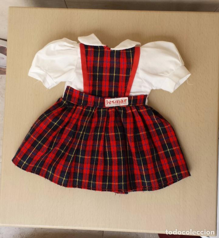 VESTIDO MUÑECA JESMAR (Juguetes - Vestidos y Accesorios Muñeca Española Moderna)