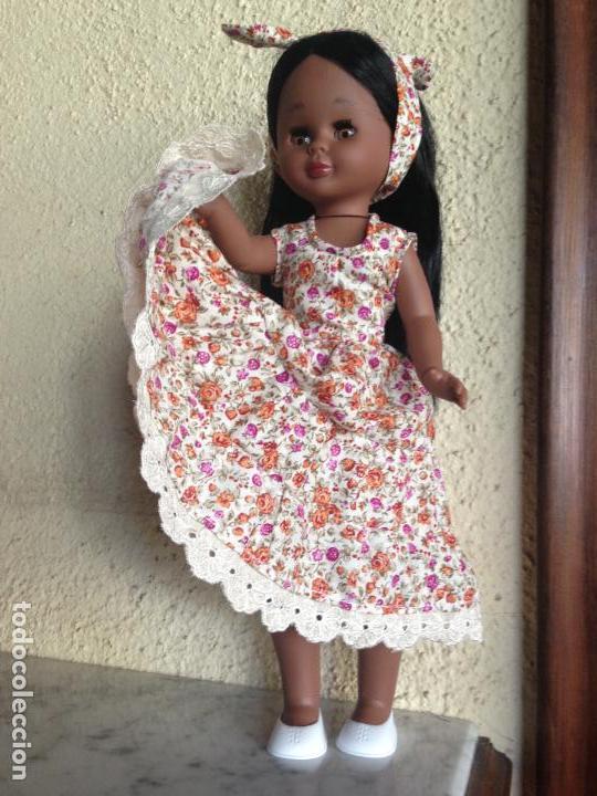 Vestido Para Muñeca Nancy