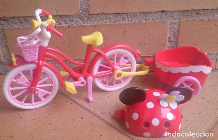 Famosa Bici I Love Minnie