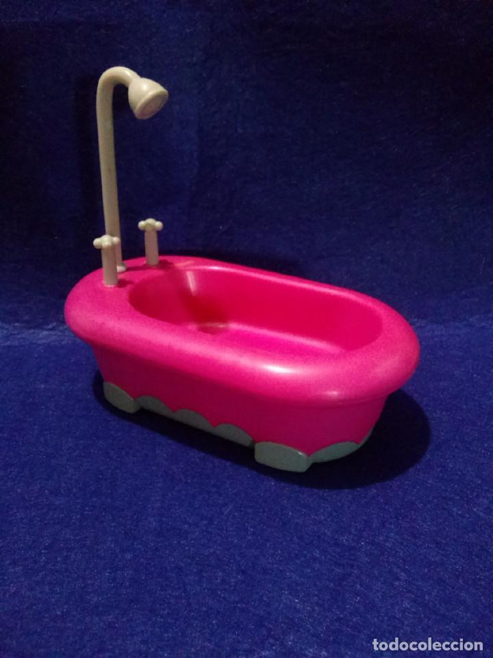 Pequeña Muñecas De Toys Simba Bañera Ducha Para Con 45AjLR