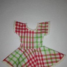 Vestidos Muñecas Españolas: VESTIDO DE MUÑECA TAMAÑO LESLY . Lote 95898043