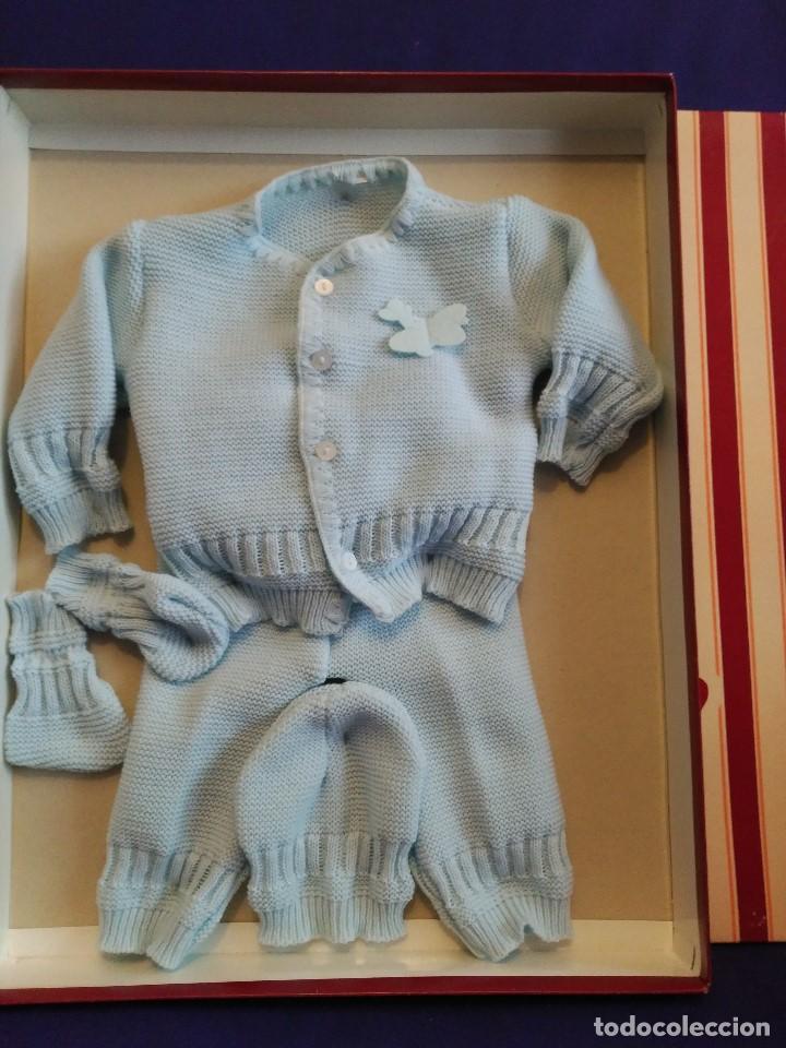 Vestidos Muñecas Españolas: Conjunto de punto en varios colores nuevos. - Foto 3 - 97782543