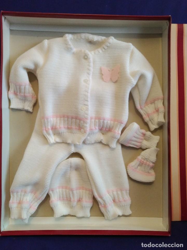 Vestidos Muñecas Españolas: Conjunto de punto en varios colores nuevos. - Foto 4 - 97782543