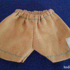 Vestidos Muñecas Españolas: ** VN17 - PANTALON CORTO PARA NENUCO PEQUEÑO. Lote 98496279