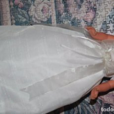 Vestidos Muñecas Españolas: VESTIDO MUÑECA NANCY DE COMUNION O SIMILAR . Lote 98544519