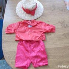 Vestidos Muñecas Españolas: CONJUNTO PARA BABY FEBER CLUB. Lote 154940368