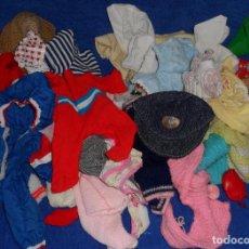 Vestidos Muñecas Españolas: LOTE DE ROPA - BABY MOCOSETE - TOYSE. Lote 101715179