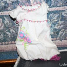 Vestidos Muñecas Españolas: VESTIDO ORIGINAL MUÑECA NANCY NEW. Lote 102059323