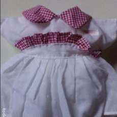 Vestidos Muñecas Españolas: VESTIDO CONJUNTO MUÑECA JESMAR. Lote 102078375