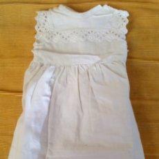 Vestidos Muñecas Españolas: ANTIGUO VESTIDO DE MUÑECA. Lote 103047804