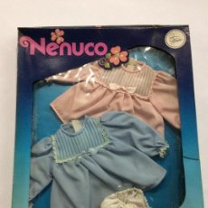 Vestidos Muñecas Españolas: CONJUNTO NENUCO CHAMBRITAS AÑOS 70. Lote 104597859