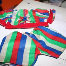 Vestidos Muñecas Españolas: CONJUNTO ORIGINAL MUÑECA MUÑECO NENUCO NENUCA SOLETE . Lote 105928967