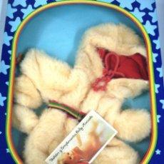 Vestidos Bonecas Espanholas: BABY MOCOSETE: EQUIPO NIEVE. NUEVO, EN SU CAJA ORIGINAL. AÑOS 70. Lote 184512307