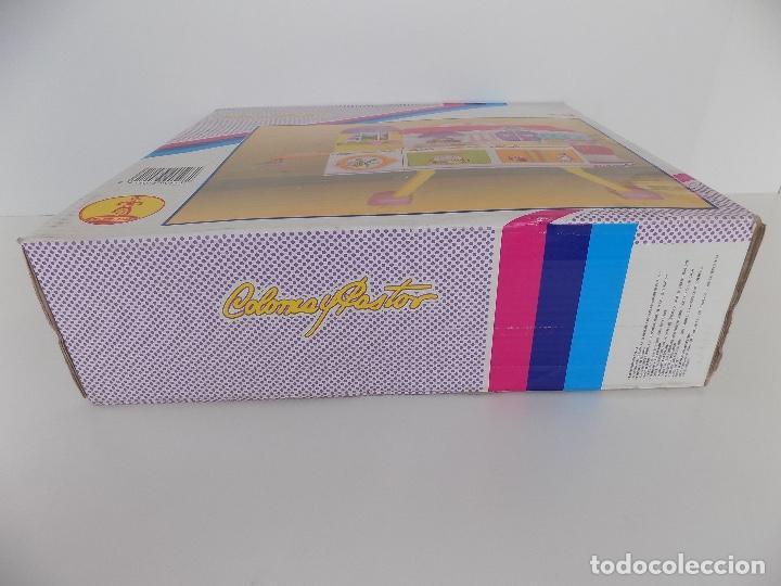 Vestidos Muñecas Españolas: COCINA MUÑECAS. ORIGINAL AÑOS80/90. MARCA: COLOMA. NUEVO! - Foto 2 - 106991015