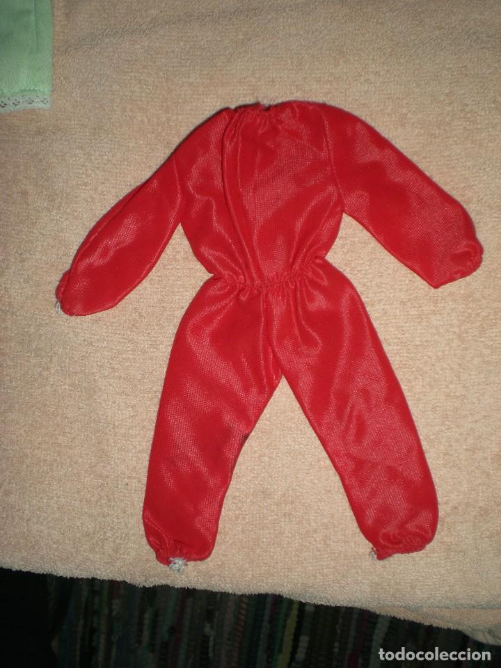 calidad confiable último clasificado ahorros fantásticos lote ropa muñeca antigua mono rojo chabel o core ?