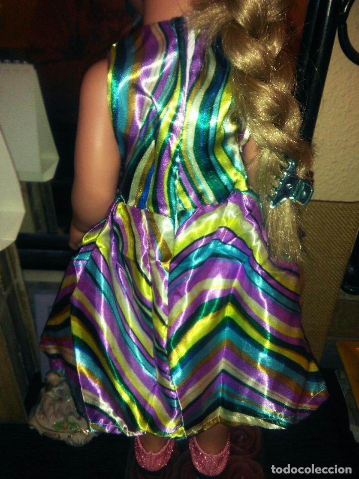Vestidos Muñecas Españolas: Preciosisimo vestido para muñecas Miyo, Baby born, American, Nenuca y similares, ver fotos - Foto 2 - 108138555