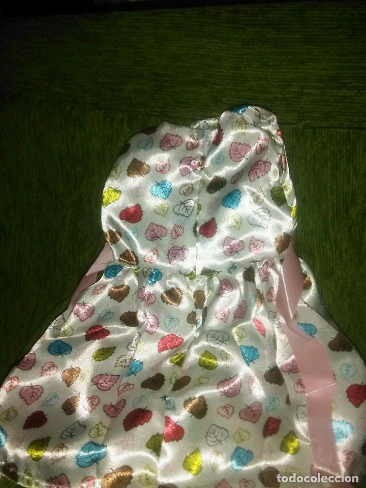 Vestidos Muñecas Españolas: Preciosisimo vestido para muñecas Miyo, Baby born, American, Nenuca y similares, ver fotos - Foto 2 - 108139431