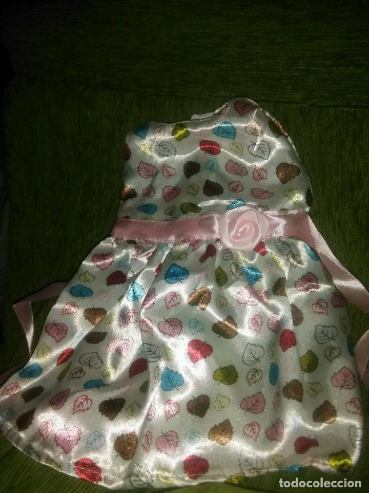 Vestidos Muñecas Españolas: Preciosisimo vestido para muñecas Miyo, Baby born, American, Nenuca y similares, ver fotos - Foto 3 - 108139431