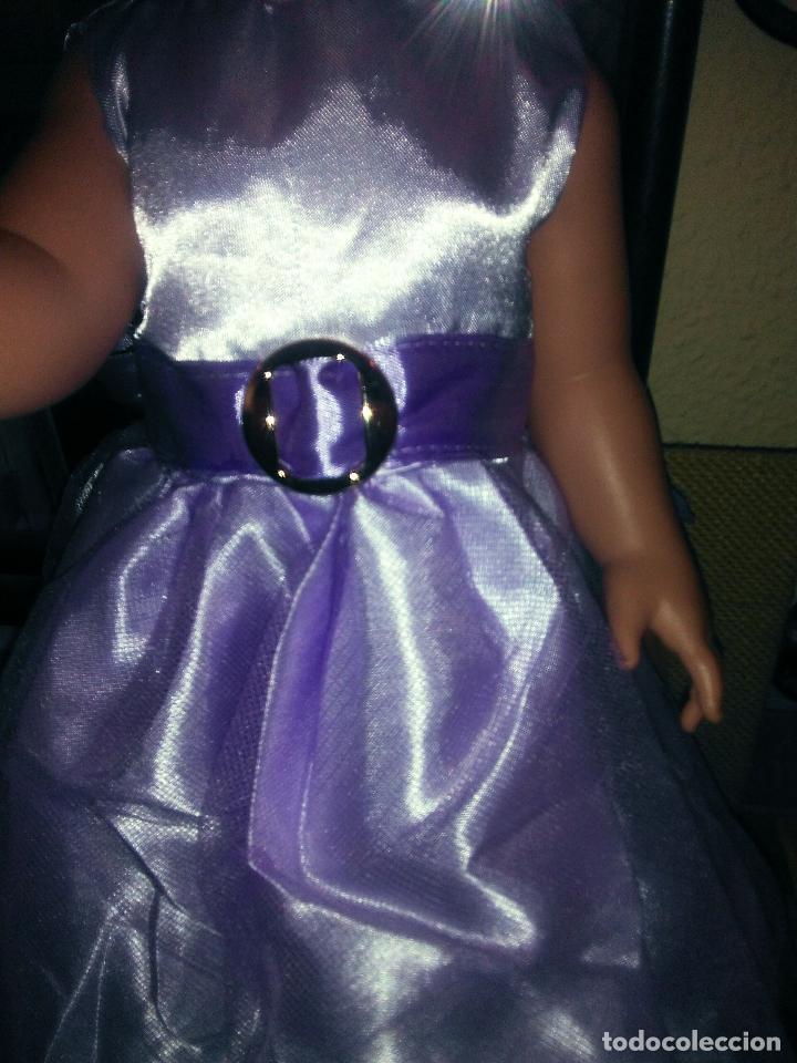 Vestidos Muñecas Españolas: Preciosisimo vestido para muñecas Miyo, Baby born, American, Nenuca y similares, ver fotos - Foto 2 - 108140107